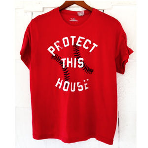 Under Armour Heat Gear Protect This House Tee, M
